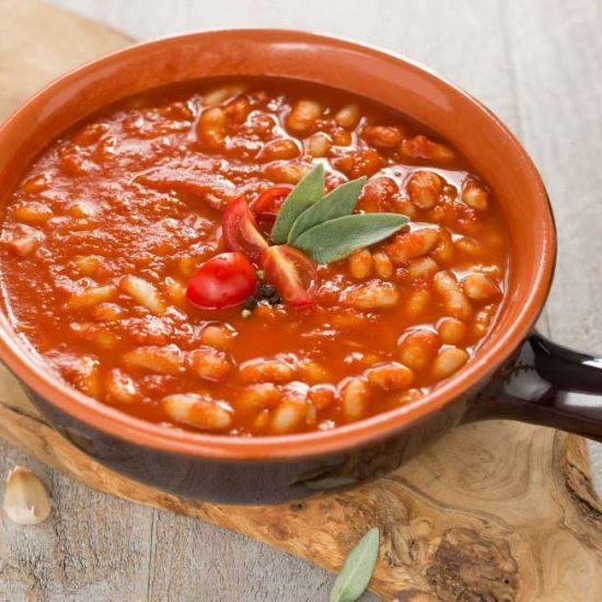 FAGIOLI ALL'UCCELLETTO - Calleris